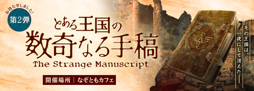 とある王国の数奇なる手稿 The Strange Manuscript